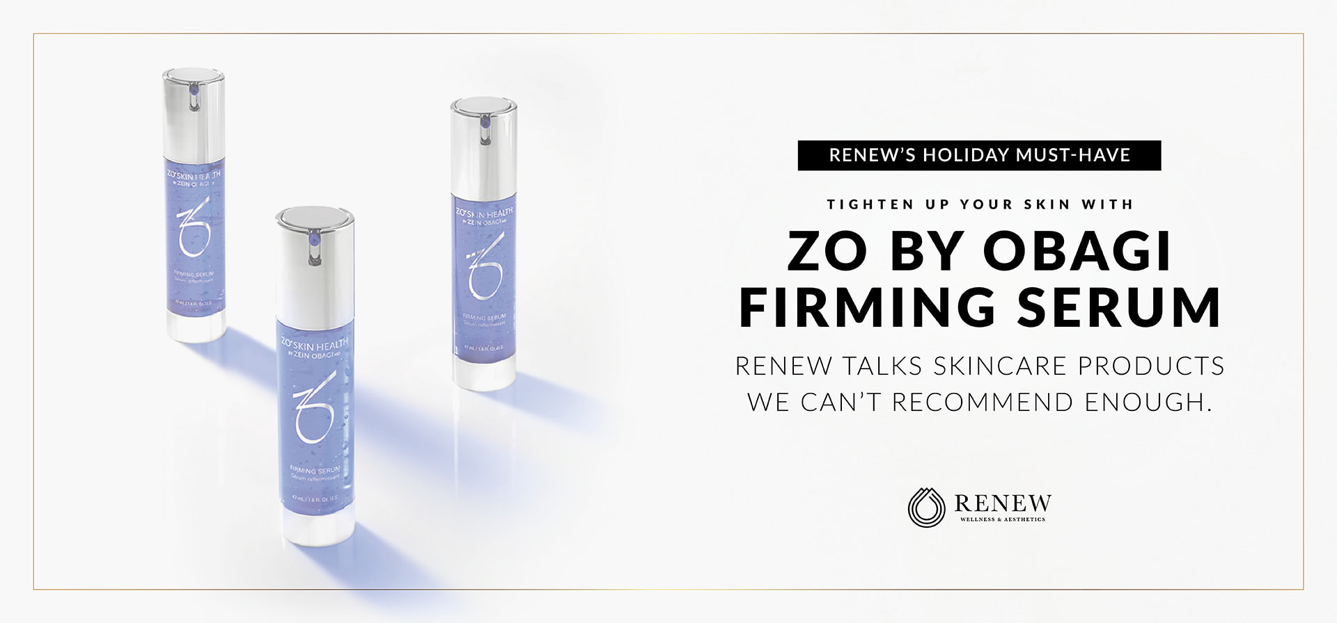 ZO by Obagi Firming Serum