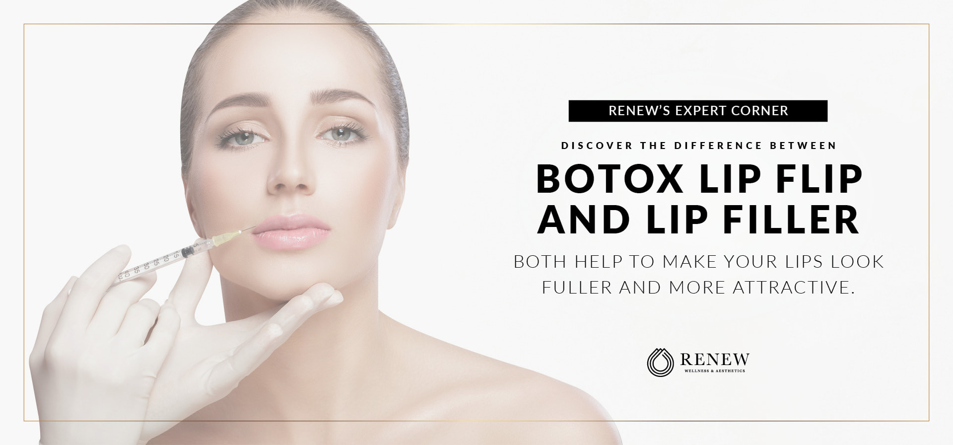 The Benefits of Botox Lip Flip and Lip Filler